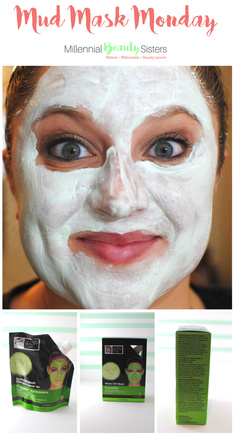Mud Mask Monday April 4 2016 MillennialBeautySisters.com