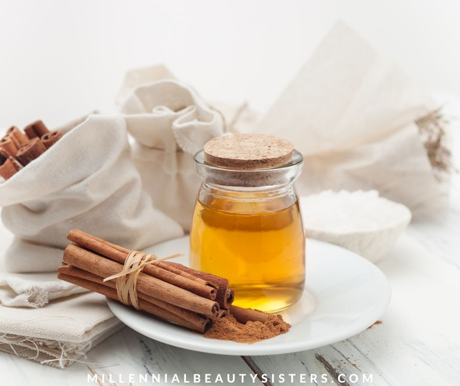 Featured image for diy honey face mask for acne