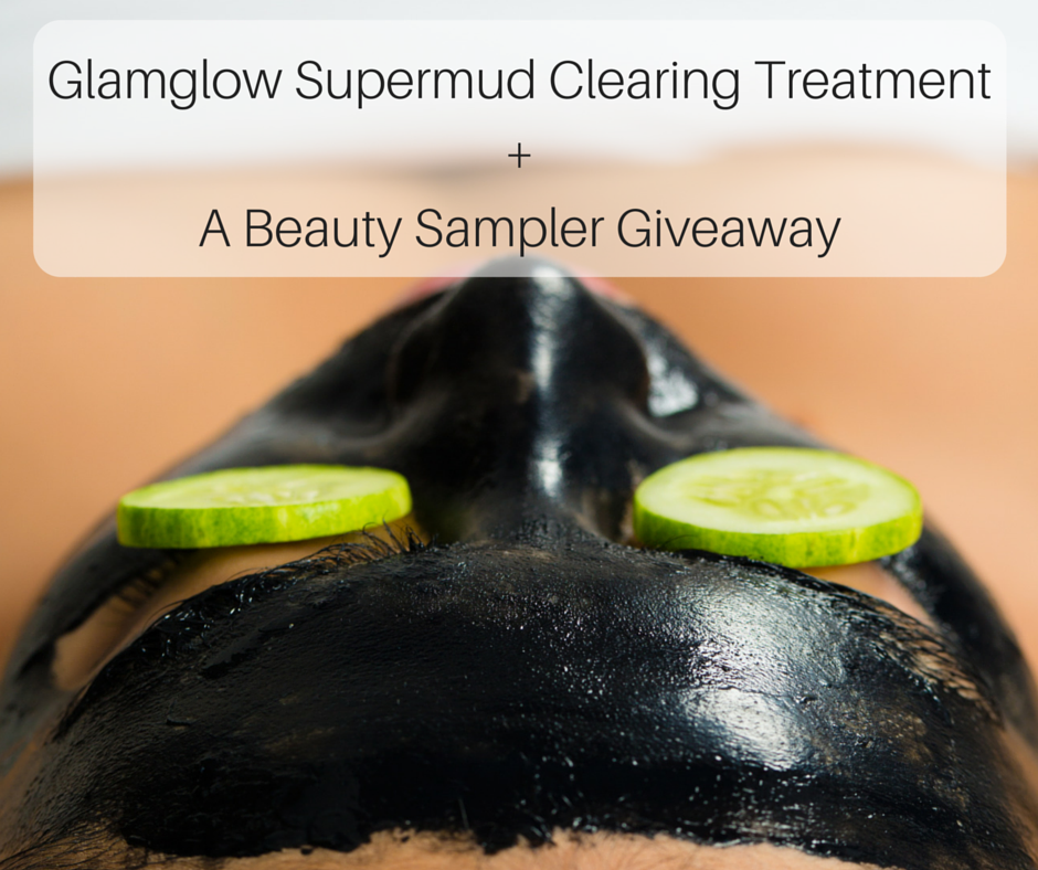 Glamglow Supermud Clearing Treatment millennialbeautysisters.com