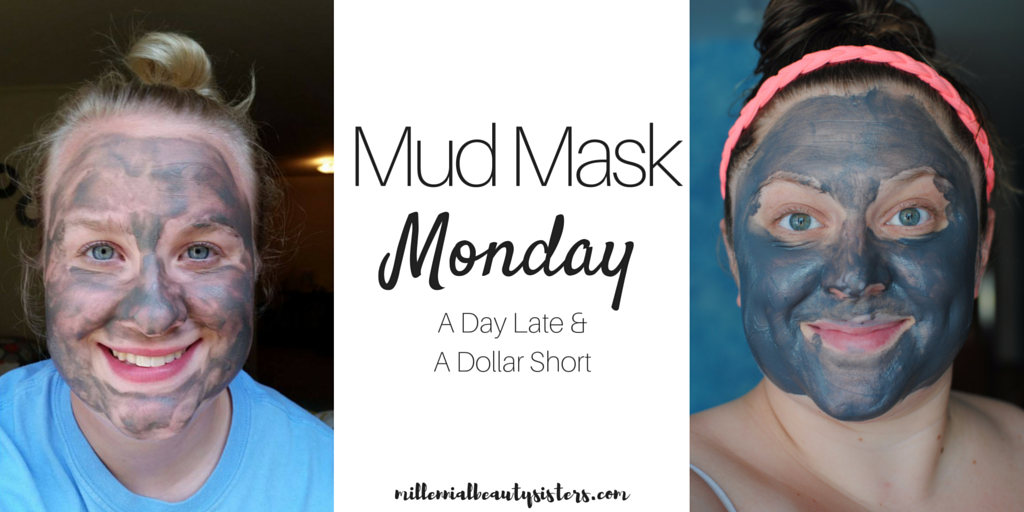 Mud Mask Monday is a chance for us to take a break, unwind, and decompress...all while doing something great for our skin!
