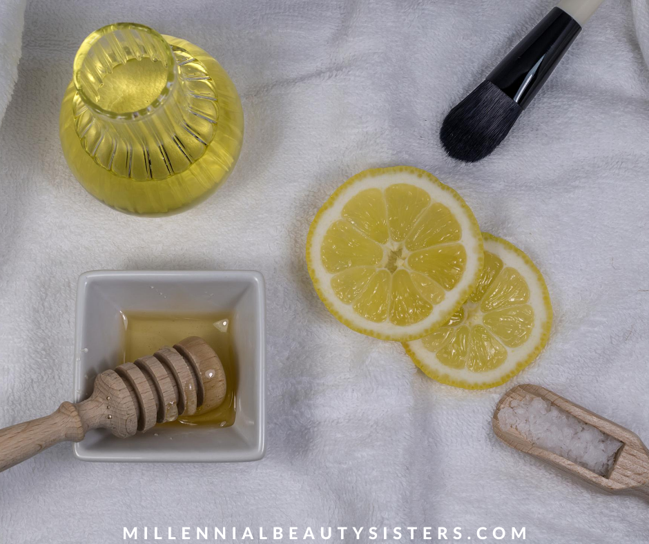 This easy DIY face mask with honey is great for a bunch of skin concerns. Try out this simple DIY face mask today!