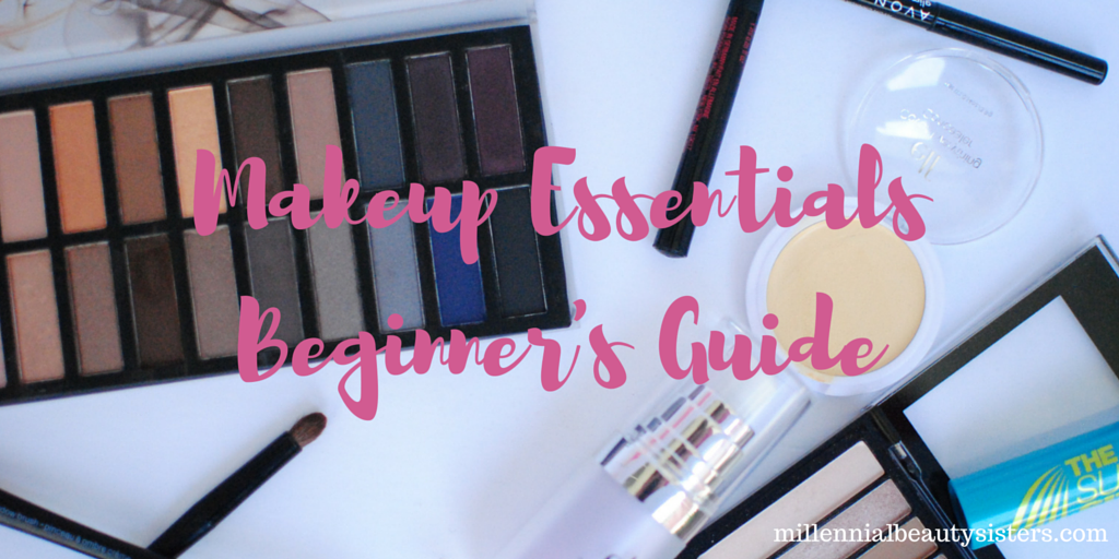 The world of makeup can be scary, difficult, and expensive. In this Makeup Essentials guide we show you what you need right now, how to save, & how to grow!