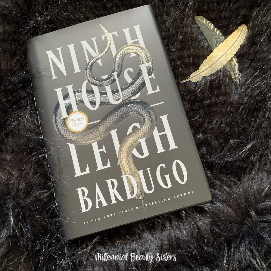 Featured image showing the book Ninth House