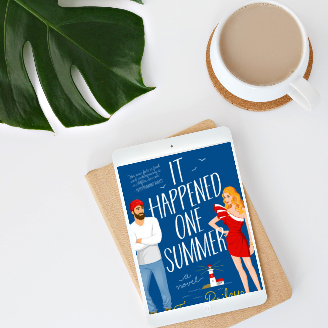 When it comes to summer reading I am all about the romances. I'll read fantasy, smut, giddy good vibes, give me all the romances! It Happened One Summer which comes out on July 13, 2021 is a must read summer romance!